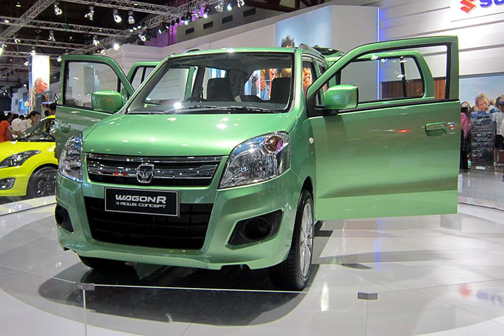 Photo of Wagon R3-Row Concept, Mobil Murah Yang Ramah Lingkungan