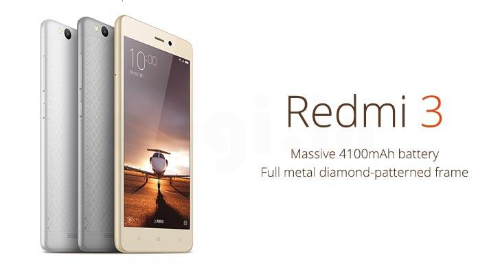 Photo of Mengandalkan Kamera 13MP, Xiaomi Redmi 3S Dilego Rp 2 Juta