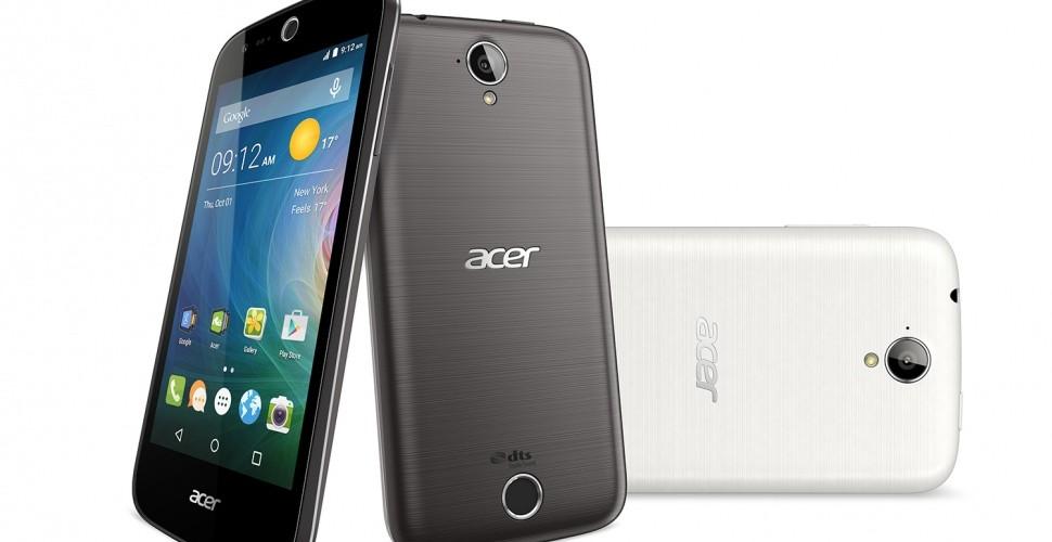 Photo of Acer Merilisi Smartphone Generasi Perdana 4G LTE