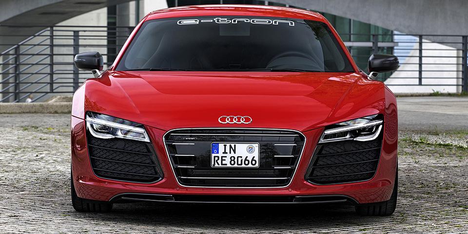 Audi R8 Bakal Dirilis di Ajang GIIAS 2016