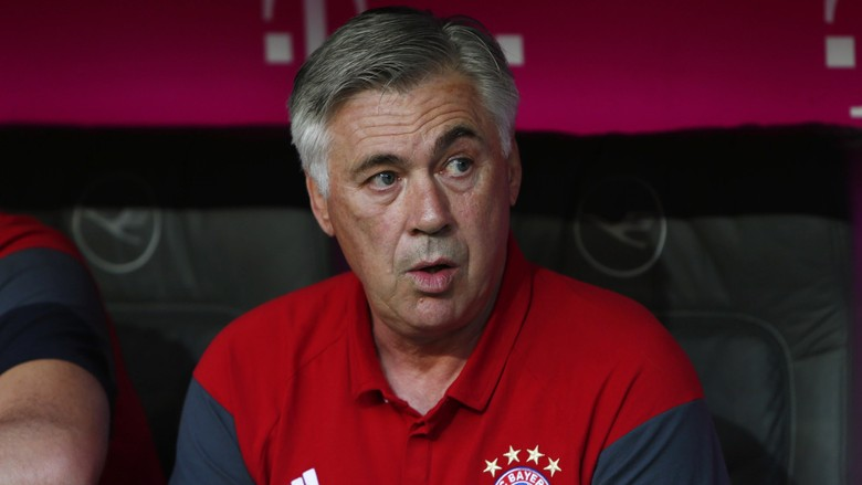 Penilaian Ancelotti Transfer Bursa Musim Panas Ini Sudah Biasa