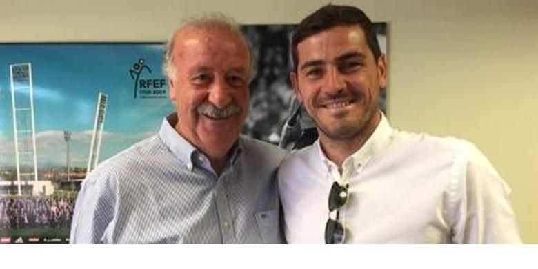 Photo of Casillas dan Juru Racik Berbaikan di Pangkalan RFEF