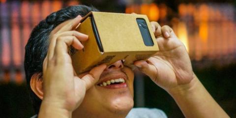 Google Chrome Memulai Teknologi V Reality