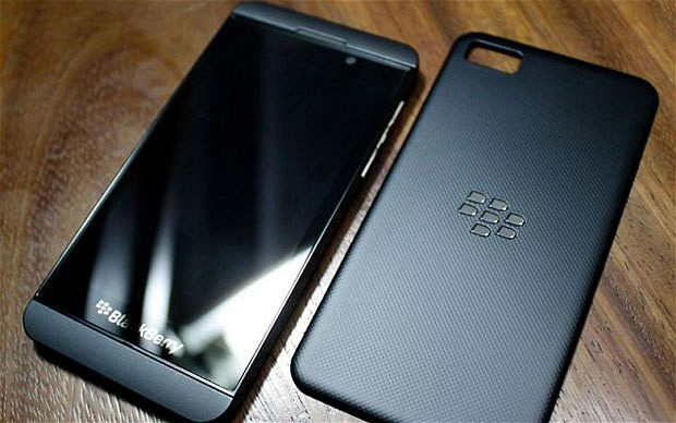 Ponsel BlackBerry 10 Mulai Enggak Diminati 1