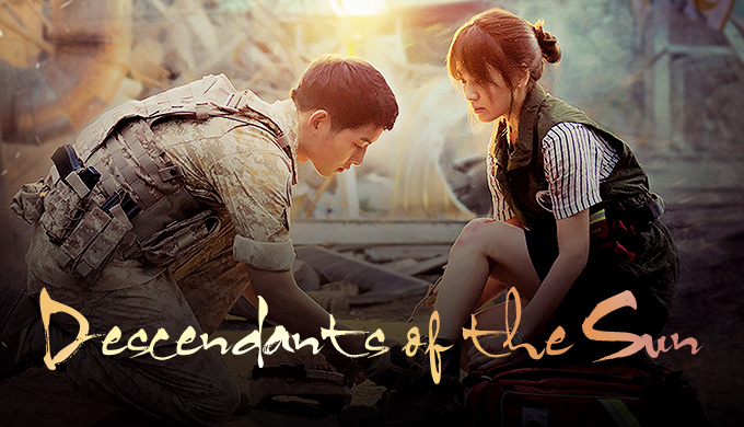 RCTI Tayangkan Drama Korea Descendants of The Sun 1