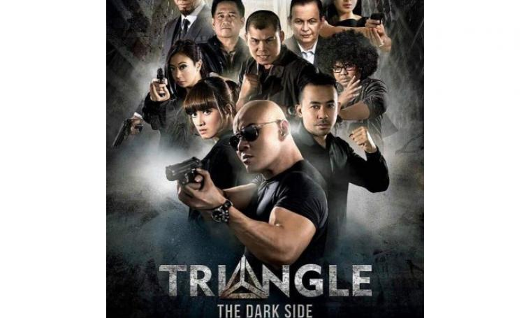 Photo of Deddy Corbuzier Sutradarai Film Triangle: The Dark Side