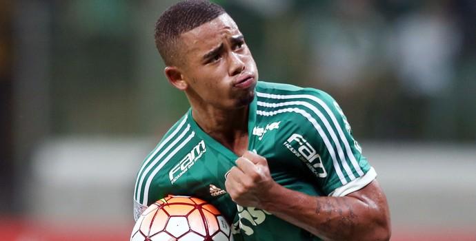 Manchester United Minati Pemain Palmeiras, Gabriel Jesus 1