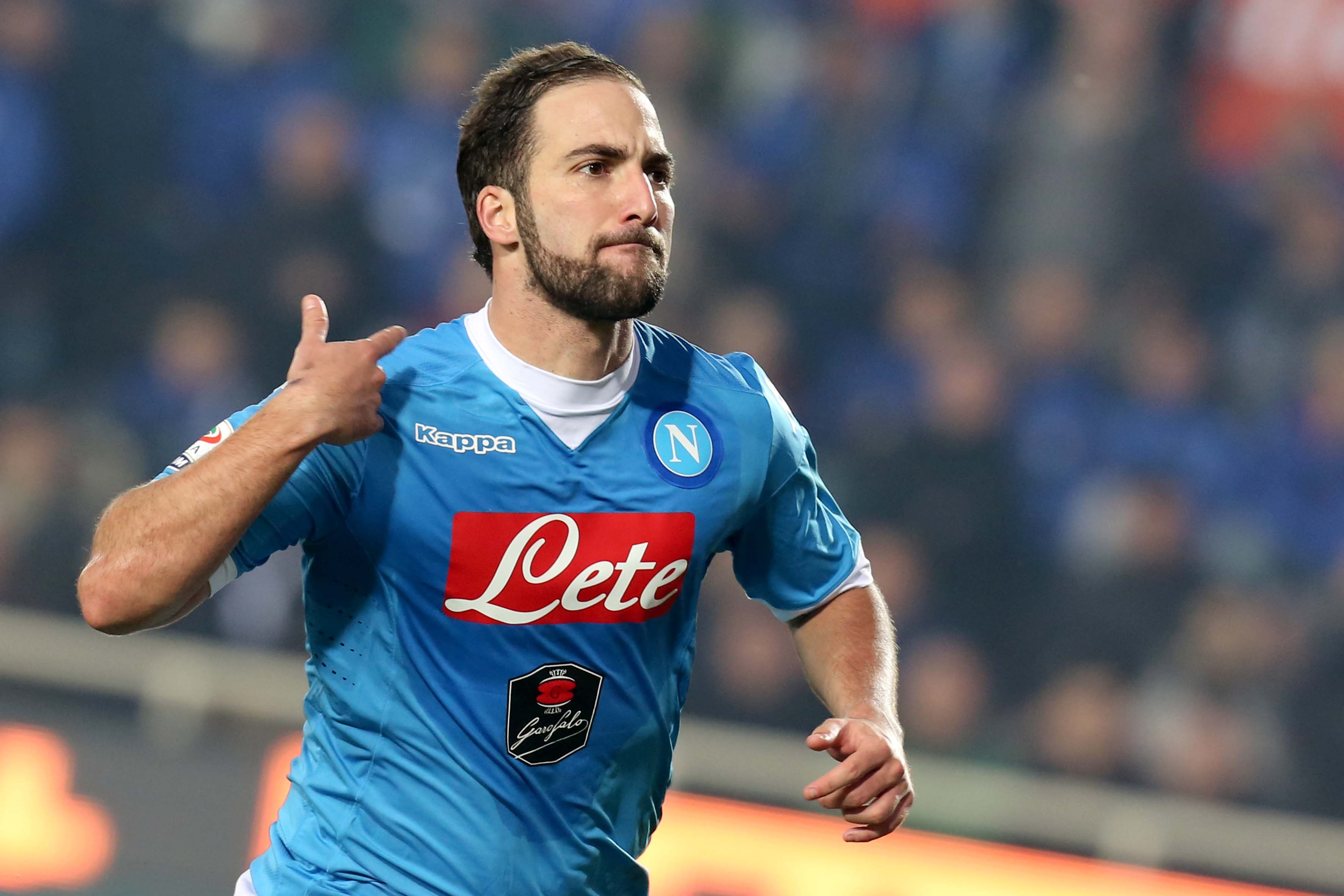 Demi Dibela Gonzalo Higuain, Juventus Harus Penuhi Syarat Napoli 1