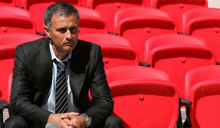 Jose Mourinho Nantikan Debut Perdananya Bersama Manchester United 1