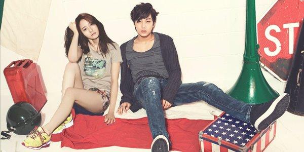 Photo of Kai EXO dan Krystal F(X) Resmi Berpacaran