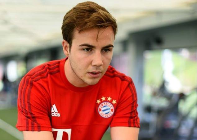Mario Gotze Nyatakan Ingin Segera Pulang ke Borussia Dortmund