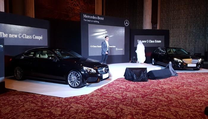 Photo of Mercedes Benz Indonesia Merilis New C-Class Coupe dan Estate