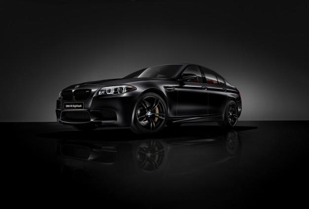 BMW Rilisi M5 Competition Edition Dengan Semburan 600 DK