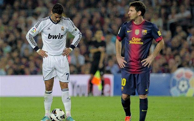 Cristiano Ronaldo : Lionel Messi Harus Pikirkan Kariernya di Spanyol 1
