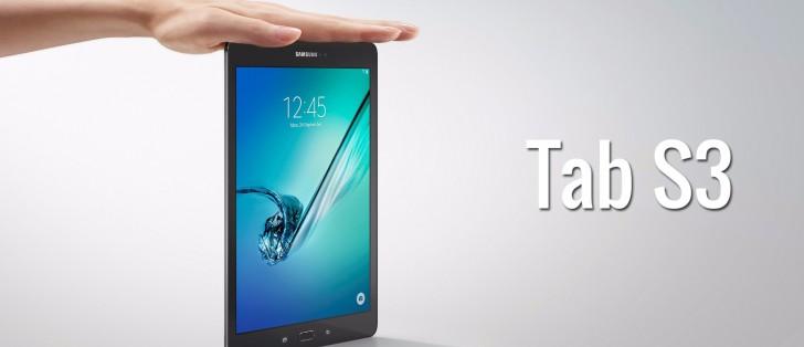 Samsung Galaxy Tab S3 Bakal Meluncur, Unggulkan Baterai 4000mAh 1
