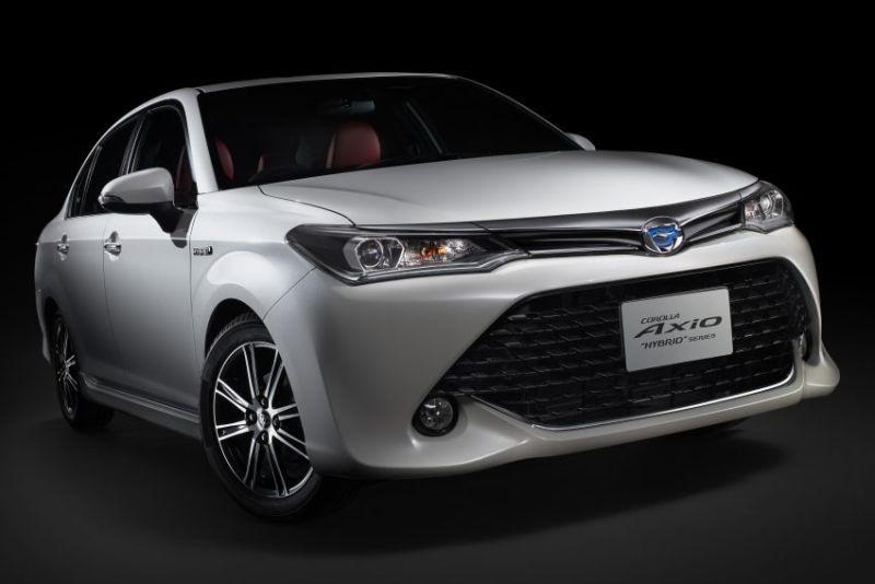 Photo of Toyota Corolla Axio 50 Limited Diluncurkan Andalkan Teknologi Hybrid