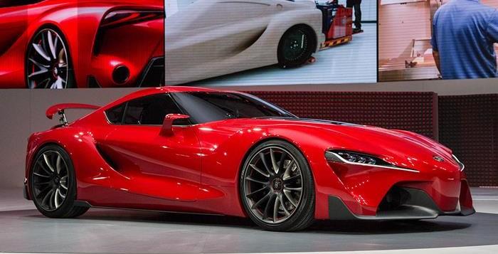 Photo of Toyota Bakal Rilisi Supra Generasi Baru Bermesin HIbrida