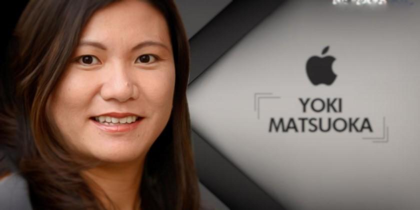 Apple Memperluas Tim Teknologi Kesehatan Dengan Menyewa Yoky Matsuoka 1