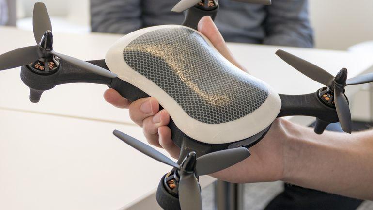 Drone Ini Diakui Paling Kenceng di Dunia