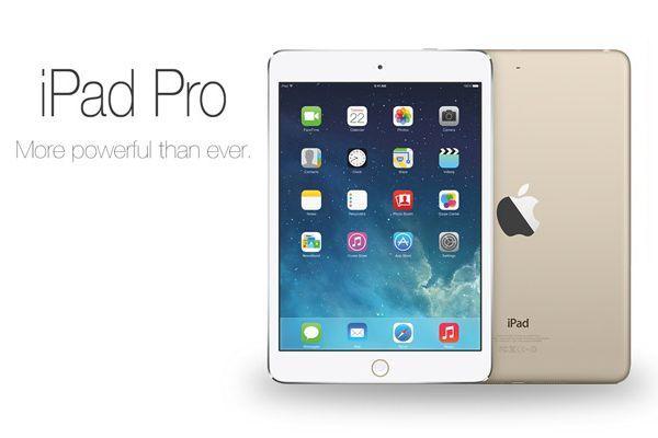 Photo of Apple iPad Pro, Tablet Canggih Dengan Layar 12.9 Inci