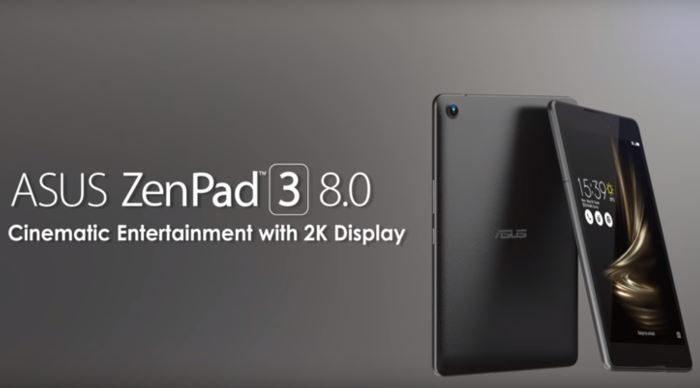 Asus Zenpad 3 8.0 Meluncur, Usung Layar 8 Inci 1
