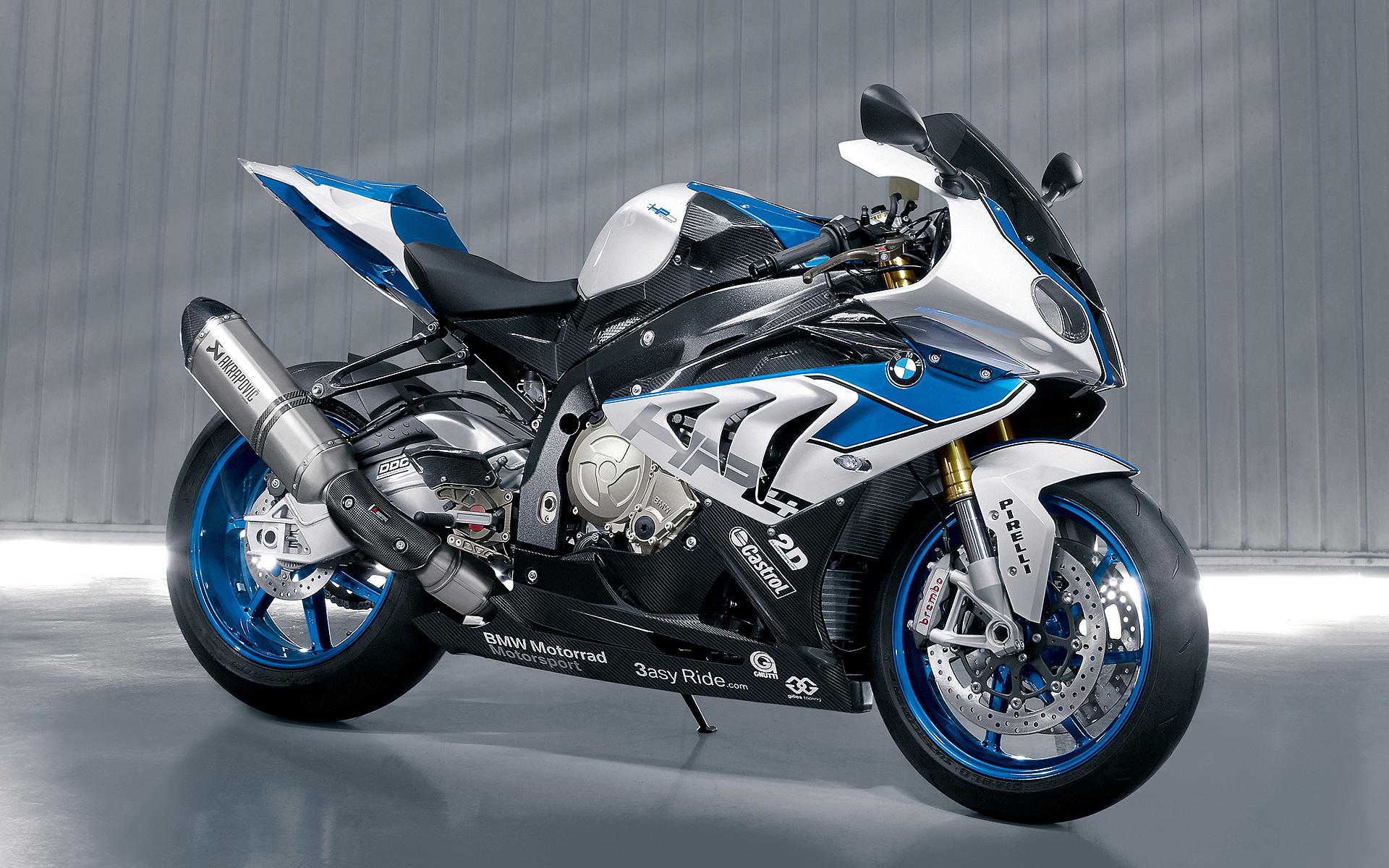 BMW S1000RR, Motor Sport Tercepat di Dunia Yang Dibekali Mesin 1.000cc 1