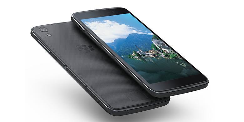 Blackberry DTEK50 Dibanderol 3,9 Juta, Andalkan Software DTEK 1