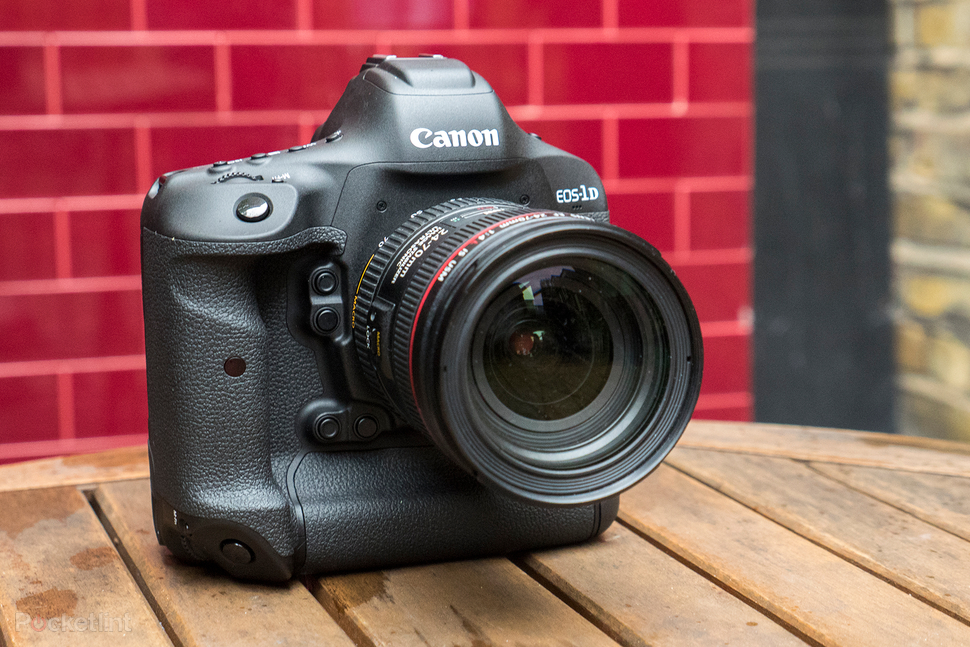 Canon EOS 1Dx mk II, Kamera DSLR Bersensor 20 MP 1