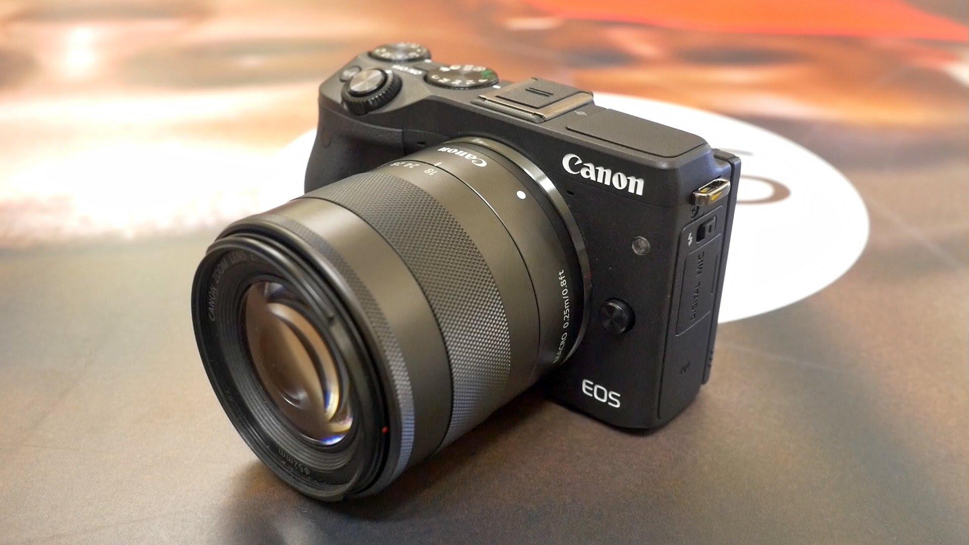 Canon EOS M3 Unggulkan Aplikasi Canon Camera Connect 1