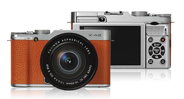 Photo of Fujifilm X-A2, Kamera mirrorless Bersensor APSC CMOS 16.3 MP
