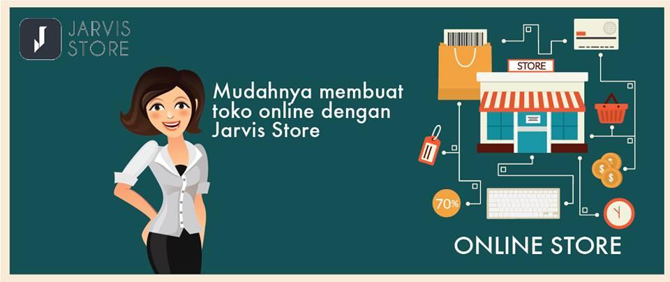 Jarvis Store, Toko Online Untuk Permudah Para UKM Indonesia 1