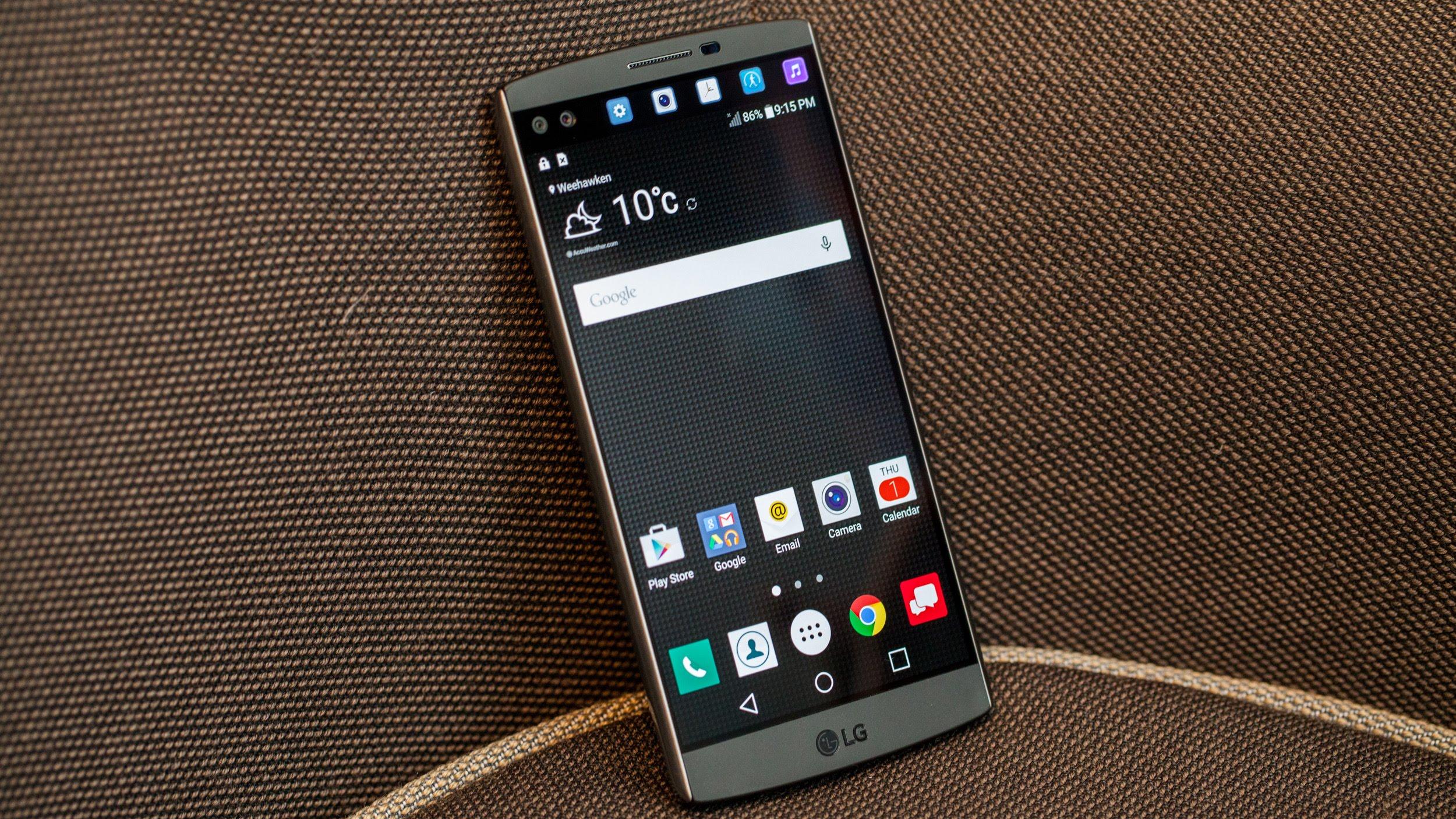 Photo of LG V20 Siap Meluncur, Saingi Samsung Galaxy Note 7