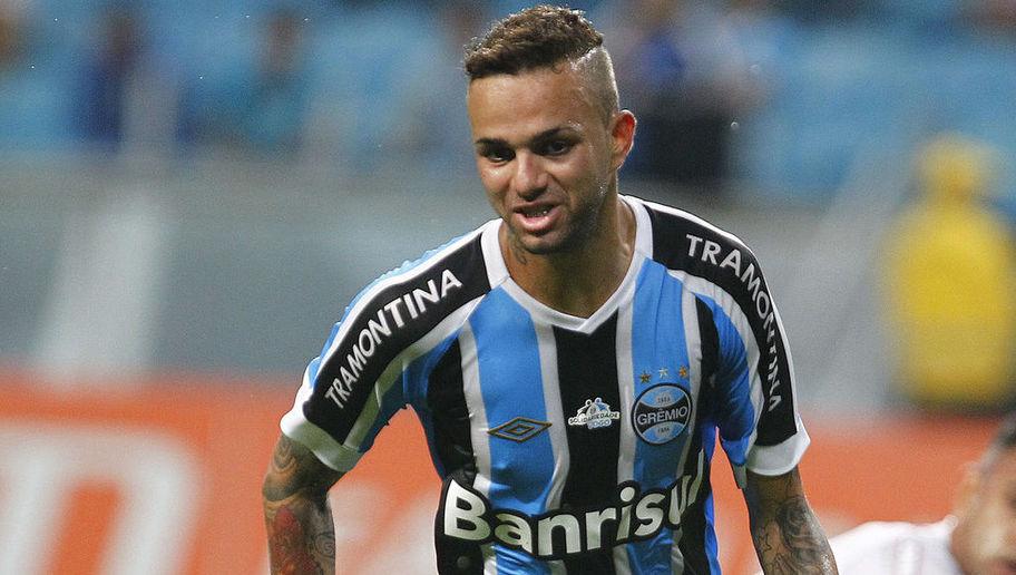 Barcelona Buru Striker Asal Brasil, Luan Guilherme 1