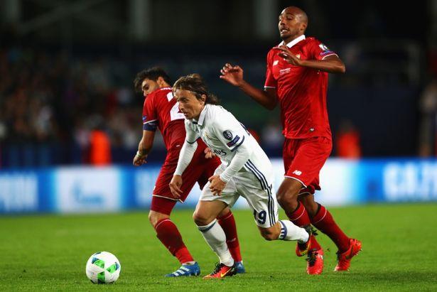 Real Madrid Jawarai Piala Super Eropa 2016