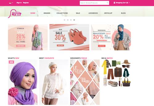 Wanita Ini Sukses Rintis Bisnis Hijab Online Bermodalkan 10 Juta 1