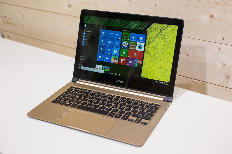 Photo of Acer Swift 7 Diperkenalkan di Ajang IFA 2016 Berlin