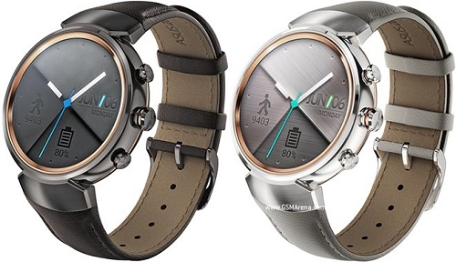 Photo of Asus Zenwatch 3 WI503Q, Smartwatch Berdimensi Bundar Yang Tahan Air