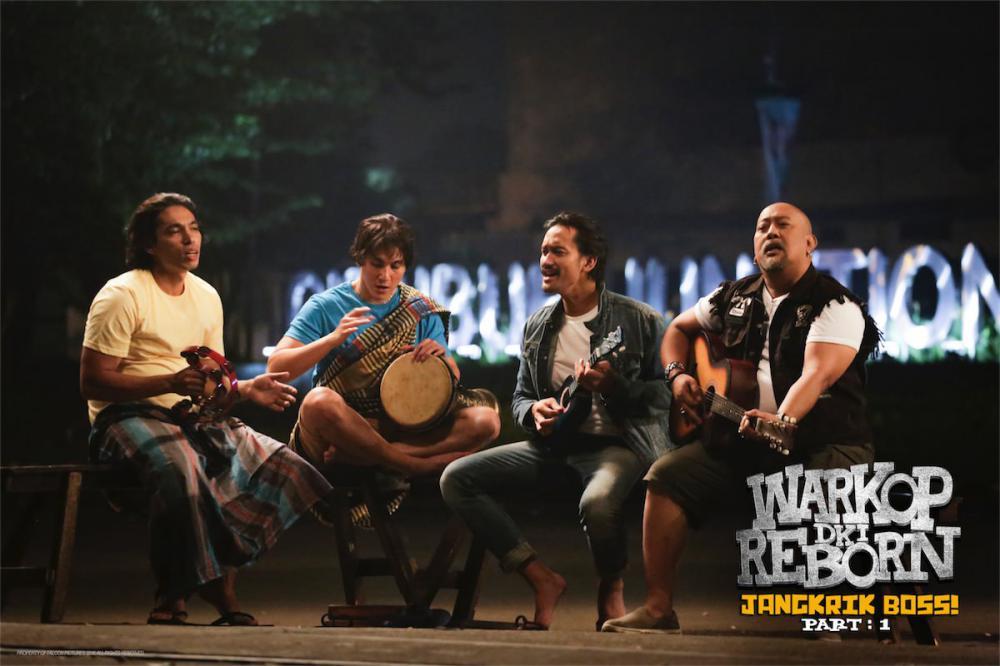 Photo of 3 Hari Penayangannya, Warkop DKI Reborn Capai 1,2 Juta Penonton