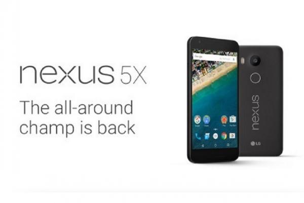 Photo of LG Nexus 5X Andalkan Kamera Utama 12MP