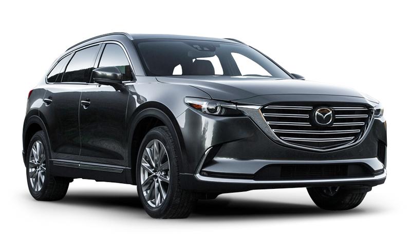 Mazda CX-9, Mobil SUV Super Mahal Bermesin Gahar 1