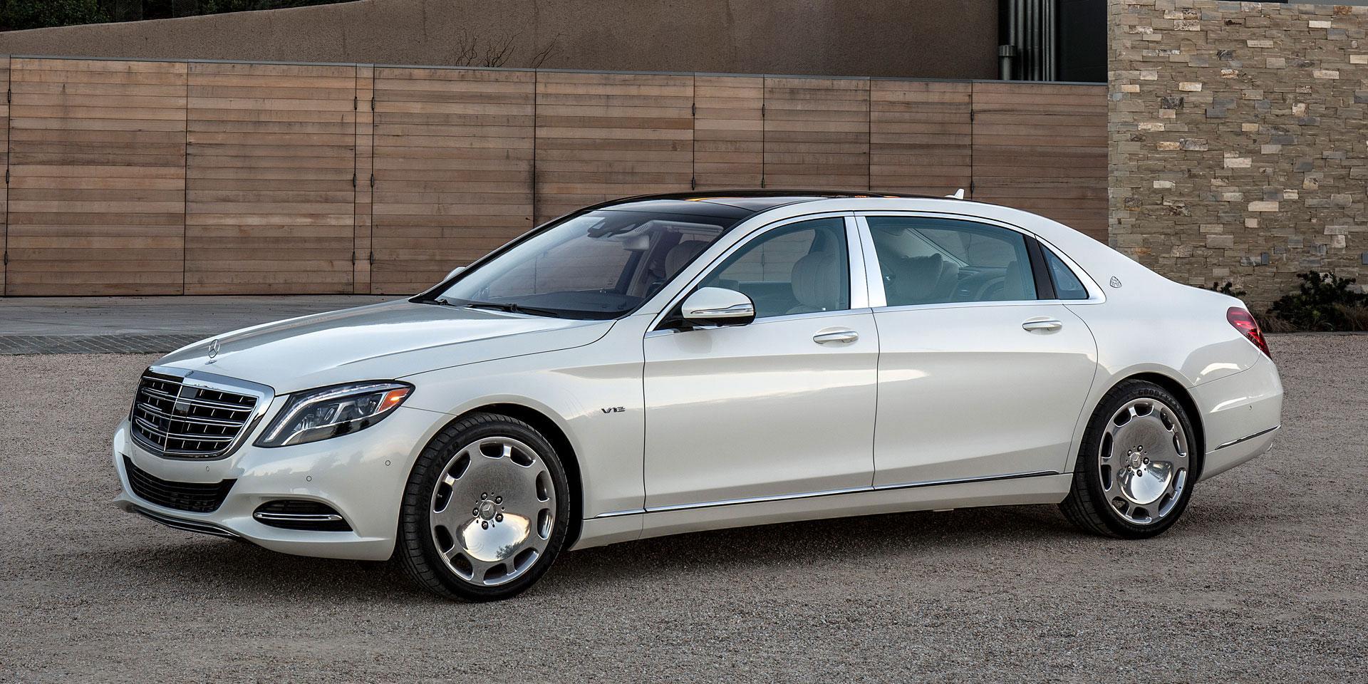 Spesifikasi dan Kelebihan Mercedes Benz Maybach Yang Diunggulkan 1