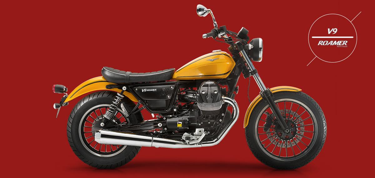 Photo of Moto Guzzi V9, Motor Klasik Bermesin 850 Twin Cylinder