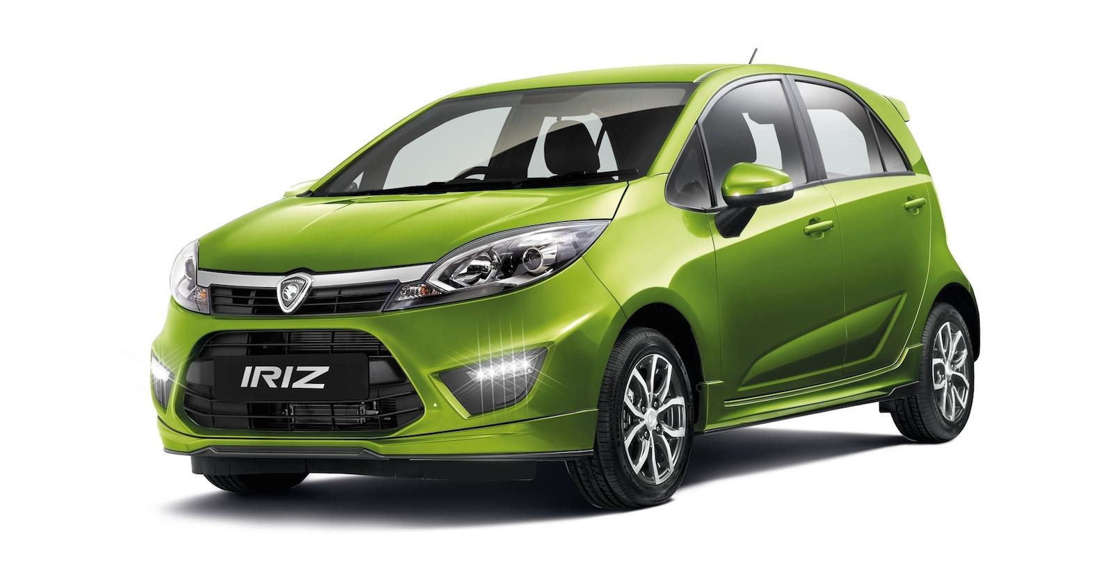 Photo of Proton Iriz, City Car Indonesia Berteknologi Canggih