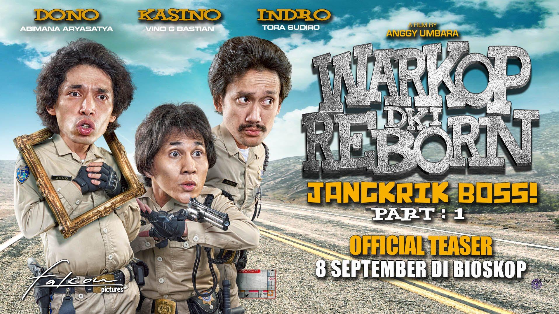 Photo of Inilah 5 Keunikan Dari Film Warkop DKI Reborn: Jangkrik Boss Part 1