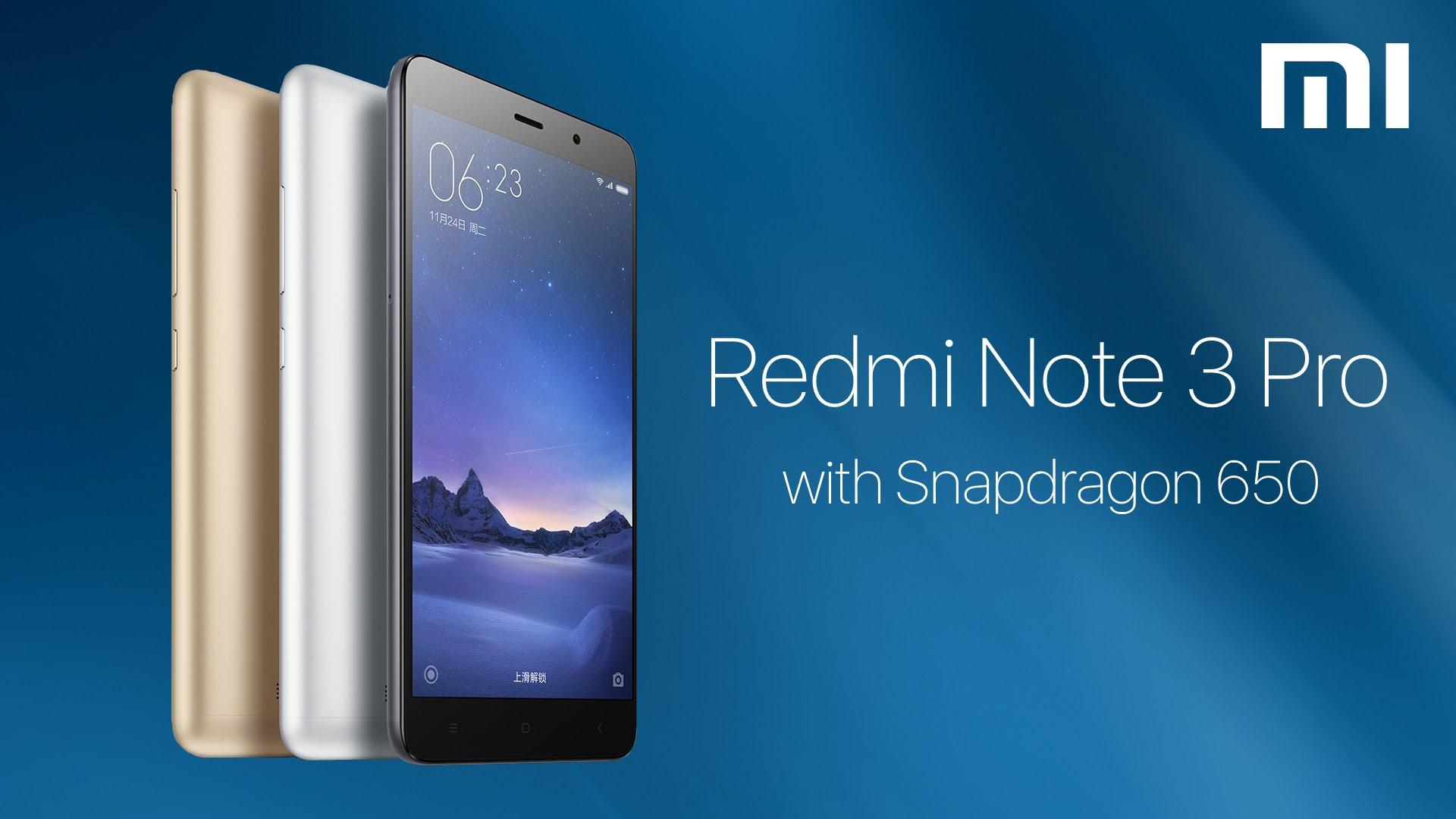 Photo of Xiaomi Redmi Note 3 Pro Unggulkan Sensor Sidik Jari Berbanderol Murah