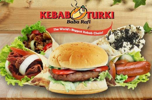 Bisnis Kebab Baba Rafi Kian Menjamur di Indonesia 1