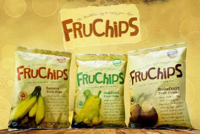 Gurihnya Peluang Bisnis Keripik Buah Fruchips 1