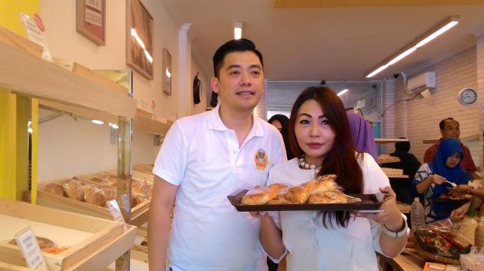 Pria Ini Sukses Geluti Bisnis Roti Sehat, 'Babe Bakery' 1