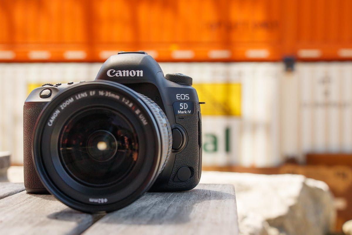 Photo of Canon EOS 5D Mark IV Meluncur, Unggulkan sensor CMOS 30 MP