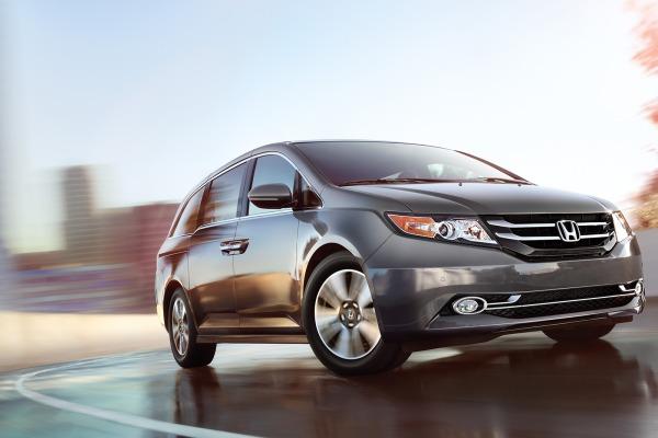 New Honda Odyssey, Mobil Idaman Keluarga Yang Dapat Diandalkan